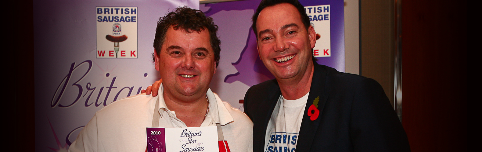Craig Revel Horwood home page