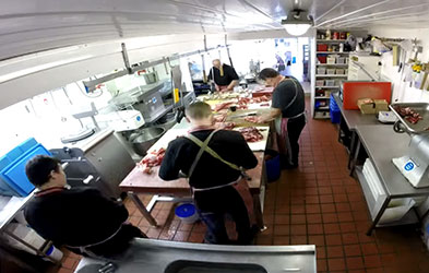 Video: A Day With the Butchers in 90 Seconds