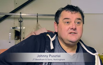Video: Cystic Fibrosis Research Featuring Johnny Pusztai