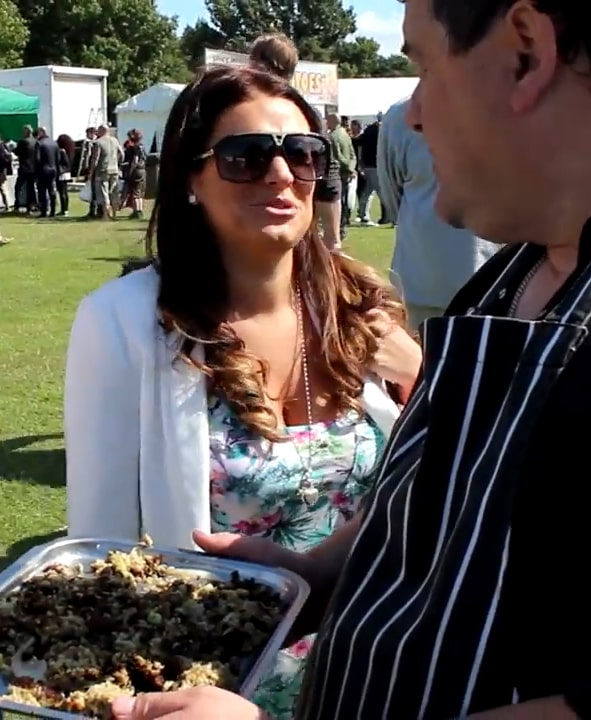 Video: Nottingham Food Festival at Wollaton Park